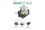 PTC - Model Tornado - Skid Configuration Permits - Datasheet