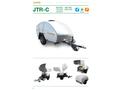 PTC - Model JTR-C - Trailer Configuration - Datasheet