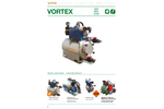 PTC - Model Vortex - Self-Contained Suction Unit - Datasheet