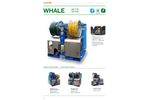 PTC - Model Whale - Water Jetting High Pressure Unit - Datasheet