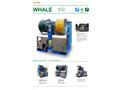 PTC - Model Whale - Water Jetting High Pressure Unit - Datasheet