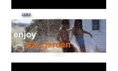 GF Garden - Articles for Gardening and Outdoor Living Video
