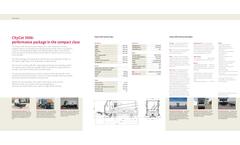 CityCat - Model 5006 - Compact Sweeper Brochure