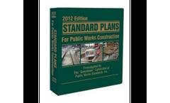 Standard Plans for Public Works Construction