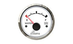 Analog - Model UPWR-WS-240-33 - Water Level Gauges