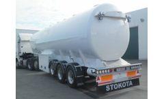Stokota - LPG Semitrailers