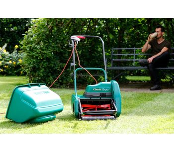 Allett - Model Classic 12E Plus - Electric Powered Mower