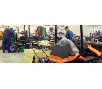 Servicing and Workshop
