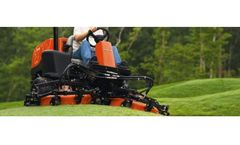 Golf Course Rotary Mowers
