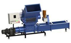 Ecopolymer - Model KDM-240 - Screw Compactor