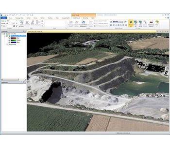 ERDAS IMAGINE - Geospatial Data Authoring System