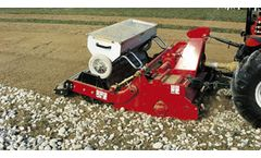 CarboGreen - Model Series L and M - Stone and Vegetation Burying Machine