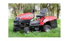 Bulldog - Model W-3600 - Lawn Tractors