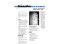 Modular Mikro-Pulsaire - Bottom Access Style Datasheet
