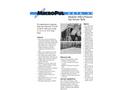 Modular Mikro-Pulsaire - Top Access Style Datasheet