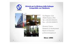 Sogesca Company Profile Brochrue