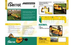 Interpiquet - Mechanical Driven Swing Arm Mower - Brochure