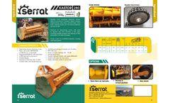 Kastor - Model 280 - Agricultural Mulcher -  Brochure