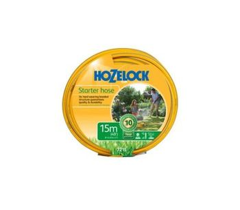 Hozelock - Model 7215 - 15m Starter/ Maxi Plus Hose