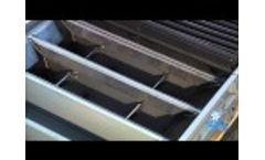 WT DOWNDRAFT TABLE - TAMA AIR FILTRATION - Video