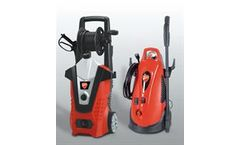 Ducati - Model DPW - Electrical Power High Pressure Washers