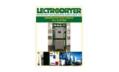 Lectrodryer - Generator Fast Degas CO2 System Brochure