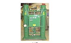 Lectrodryer - Model Type AIR - Compressed Air Dryers