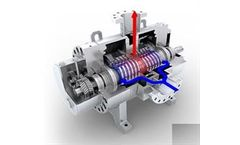 Leistritz - Model L4 Series - Screw Pumps
