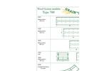 Model 700 - Chain Conveyor System Brochure