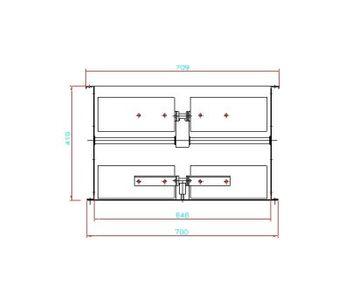 GRAIN Wood - Model 650 - Conveyors