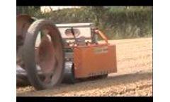Ortomec - Multi-Seed Seeder - Video
