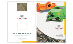 Model RC 3000/3000V/5000 - Continuous Load Stone Pickers Brochure