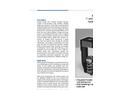 Kinetics - Model SFH - Spring and Fiberglass Isolation Hanger Brochure