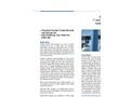 Kinetics - Model SRH - Spring and Neoprene Isolation Hanger Brochure