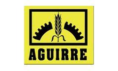 Aguirre - Tall Crops  For precision farming