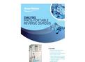 MROS - Single Patient RO System