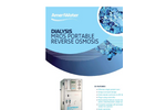 MROS - Single Patient RO system Brochure