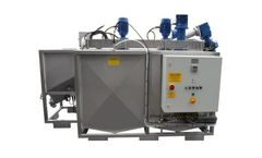 Model BPU3000 - Bentonite Preparation Unit