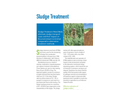 Sludge Treatment Reed Beds Plant (STRB) Brochure