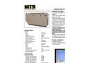 MTS - Model MTS45G - Gaseous Fuel Standby Generator - Brochure
