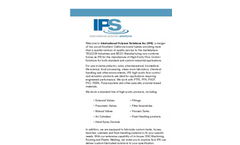 IPS Corporate Brochure