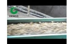 2 tons per hour rice husk pellet processing plant Video