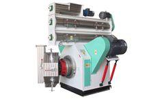 Gemco - Model BPM - Large Feed Pellet Machine