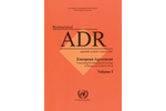 ADR – European Agreement Concerning the International Carriage of Dangerous Goods by Road