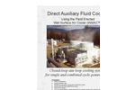 WSAC - Direct Auxiliary Fluid Cooling Datasheet