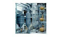 Evaporation Coolers / Spray Dryers