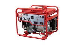 Model GA6HB - Portable Generators