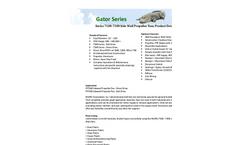 RidgePac - Small Natural Ventilator Brochure