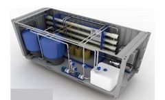 BIC - Model C-Series - Seawater Desalination Plant for Engineer and Processing Water