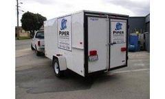 Piper - Model 1 - Rental Ozone Trailer
